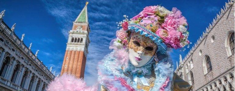 Escapada en coche a los Carnavales de Venecia