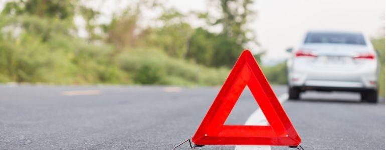Como agir em caso de avaria na estrada