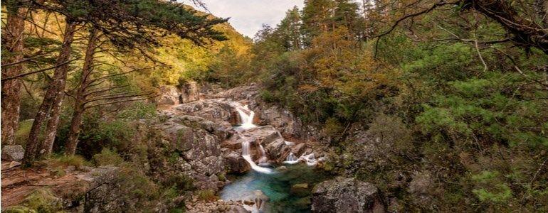 Escapada otoñal en coche al Parque Nacional de Gerês