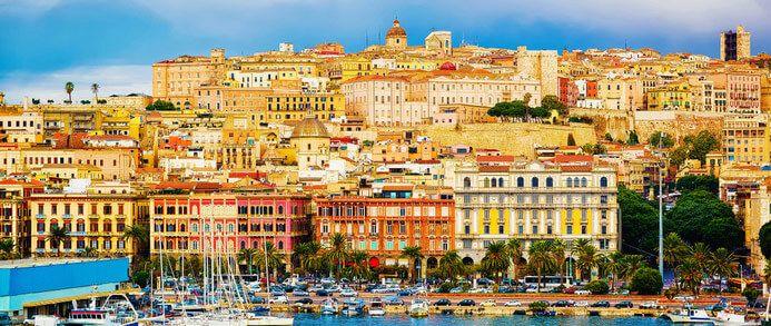 Itinerario in auto in Sardegna: da Cagliari a Olbia