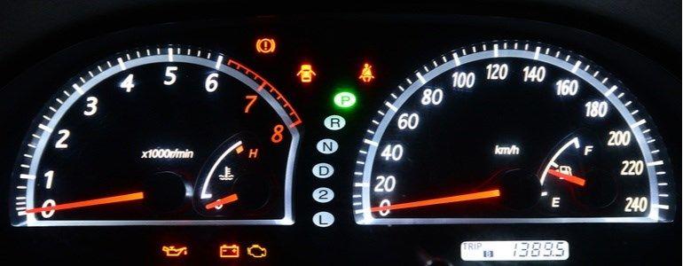 Alertas do carro: Símbolos e significado das avarias do carro